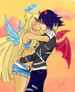 ....kiss