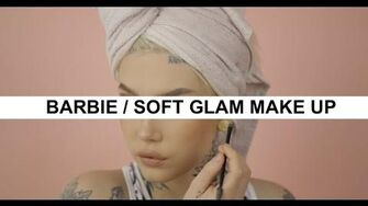 Barbie Soft Glam Makeup Tutorial By Ängie