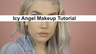 Icy Makeup Tutorial By Ängie