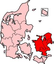 DenmarkZealand
