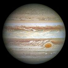 256px-Jupiter and its shrunken Great Red Spot