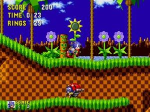 Sonic the Hedhehog