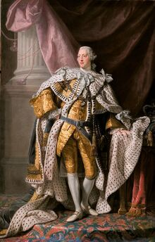 800px-Allan Ramsay - King George III in coronation robes - Google Art Project