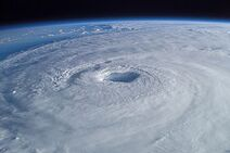 300px-Hurricane Isabel from ISS