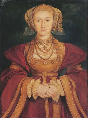 Anne of Cleve