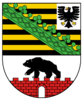 Coat of Seal of Saxland-Onhold