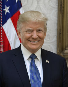 Donald Trump official portrait-0