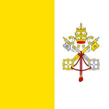 Vatickish Flag
