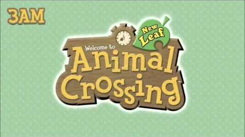 3AM - Animal Crossing-Shop Theme