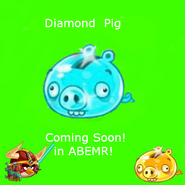 Diamond Pig Revealed