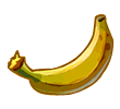 Banana (Transparent)