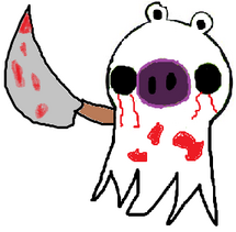 Deadly pig