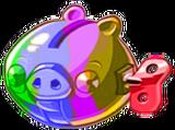 Rainbow Pig Machine