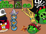 Angry Birds Epic: The Attack of The Pirates