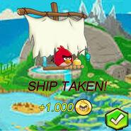 Ship Taken