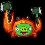 Hammer Crab Pig