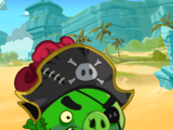 Undead Capt'n Pig