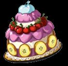 Delicious Fruit Cake