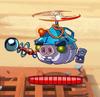 Blue Hunter Drone