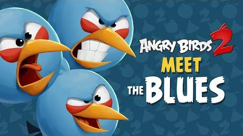 Angry Birds 2 – Meet The Blues Cool With Ice!
