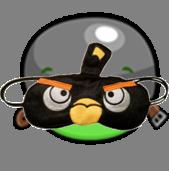Helmetpigbombbirdmask