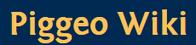 Piggeo Wiki logo