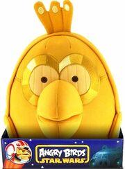 Angry Birds Star Wars 5 Inch MINI Plush C-3PO Pre-Order ships June