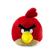 Red Bird Plush