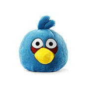 Blue Bird Plush