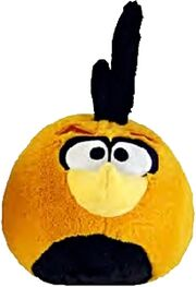Angry Birds ORANGE BIRD PLUSH2