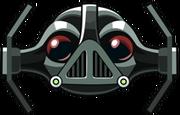 Tie Fighter Vader Lard