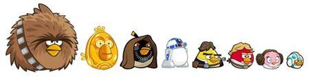 Птицы Star Wars