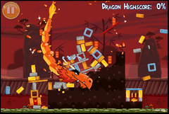 Angry-Birds-Seasons Year-of-the-Dragon Drakon-v-Deystvii