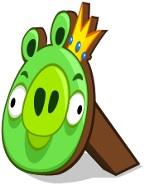 Макет короля свиней