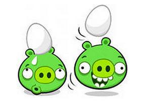 Свині З яйцями 02