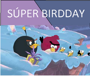 Super birdday