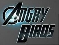 Angry Birds The Avengers