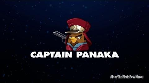 Angry Birds Star Wars 2 character reveals Captain Panaka