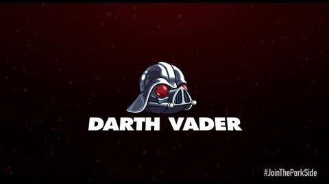 Angry Birds Star Wars 2 character reveals Darth Vader
