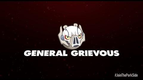 Angry Birds Star Wars 2 character reveals General Grievous