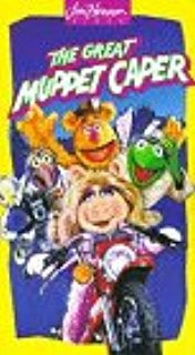 The Great Muppet Caper (1993 VHS)   Angry Grandpa's Media ... The Muppet Movie Vhs 1994