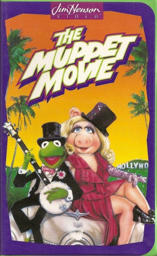 The Muppet Movie (1993 VHS) | Angry Grandpa's Media ...