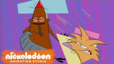"""""""The Angry Beavers"""" Theme Song (HQ) Episode Opening Credits Nick Animation"""