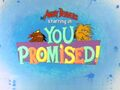 You Promised! title card.jpg