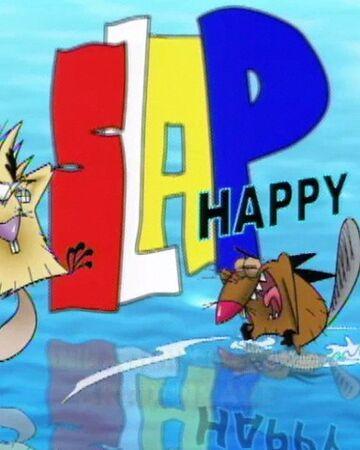 Slap Happy The Angry Beavers Wiki Fandom