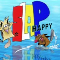 Slap Happy The Angry Beavers Wiki Fandom