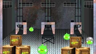 Custom Angry Birds Animation Pig Factory