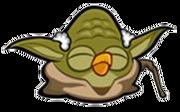 Спящий Йода