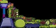 Zombie-pig