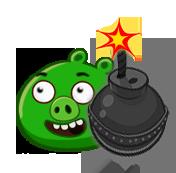 Bomb-Pig